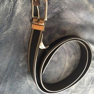 Authentic *COACH* OS Reversible Belt